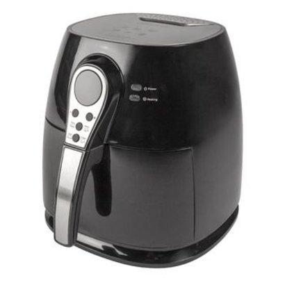 AzurA Digital Hot Air Fryer 1400 W 3 l Black