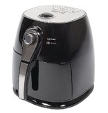 AzurA Hot Air Fryer 1400 W 3 l Black