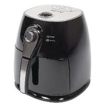 Hot Air Fryer 1400 W 3 l Black