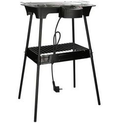 Cuisinier Deluxe Elektrische Barbecue Staand en Tafelmodel 2000 W