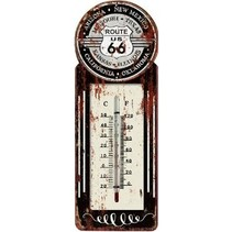 Thermometer Route 66