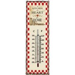 Balance Retro Analog Thermometer rustikal