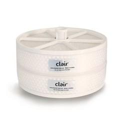 Clair Ersatzluftfilter weiß für Clair TD1866 Luftreiniger