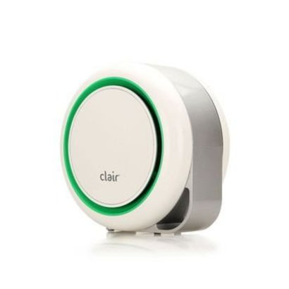 Luchtreiniger Luchtfilter Clean + Air = Clair 2.4W Wit / Groen ...