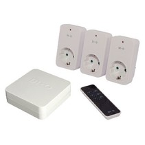 Smart Home Energie Kontrol Set Power Switch- Schuko / Type F (CEE 7/7)