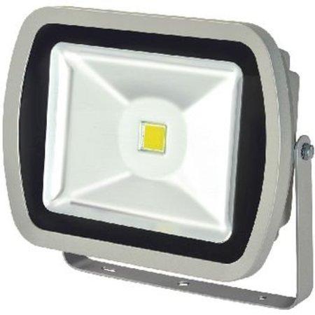 Brennenstuhl LED Floodlight 80 W 5600 lm Gray Bouwlamp