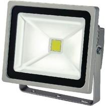 LED Floodlight 30 W 2100 lm Gray