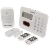 König Wireless Alarm Set PSTN - 433 MHz / 90 dB