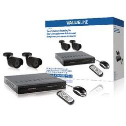 Valueline CCTV-Set HDD 500 GB / 420 TVL - 2x Camera