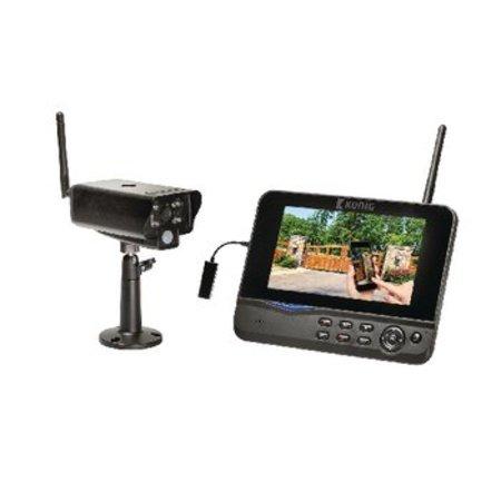 König Digitale Draadloze Camera Set 2.4 GHz - 1x Camera