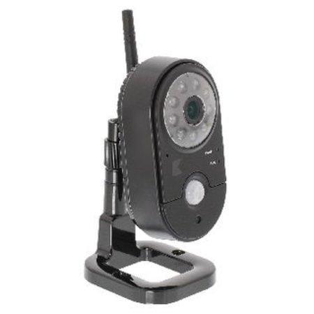König 2.4 GHz Wireless-Kamera im VGA-Schwarz