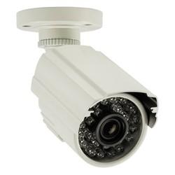 König Bullet Security Camera 700 TVL IP66 White