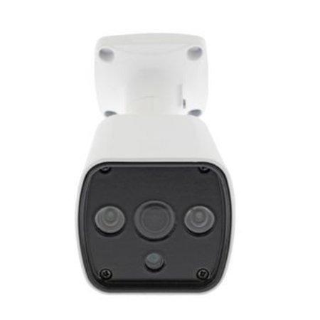 König HD Bullet Überwachungskamera IP66 Weiß