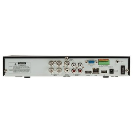 König 4-Kanaals CCTV Recorder HDD 500 GB