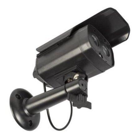 König Bullet Dummy Camera IP44 Black