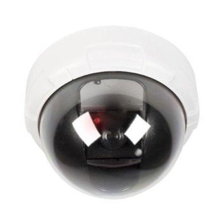 König Dome Dummy Camera IP44 White