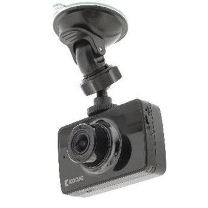 "König 2.4 ""Dashboard Camera 1920x1080 @ 30fps"