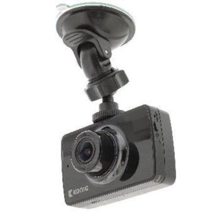 "König 2,4 ""Dashboard Kamera 1920x1080 @ 30fps"