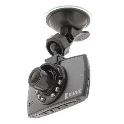"König 2.7 ""Dashboard Camera 1920x1080"