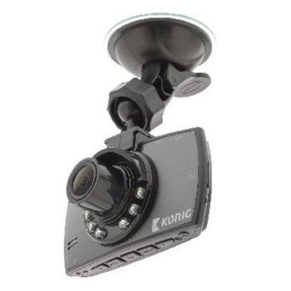 "König 2,7 ""Dashboard Kamera 1920x1080"