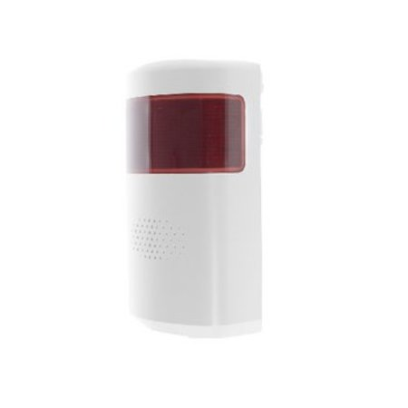 König Smart Home Sirene Außerhalb 868 Mhz 105dB