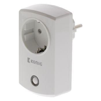 Smart Home Plug-In Stopcontact - Schuko - Type F (CEE 7/7) Smart Home Plug-In Stopcontact - Schuko -