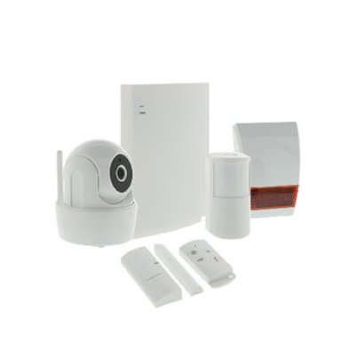 König Smart Home Security-Set Security set Wi-Fi / 868 Mhz SAS-CLALARM10