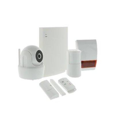 König Smart Home Security-Set Sicherheitsset Wi-Fi / 868 Mhz SAS-CLALARM10