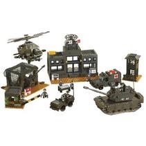 Blocks Series Army Headquarters