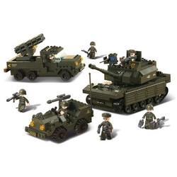 Sluban Bausteine Army Serie Army Set