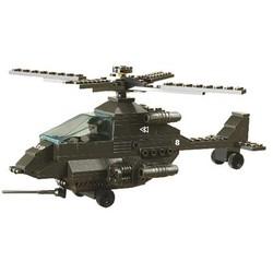 Sluban Bausteine Army Serie Battle Hubschrauber