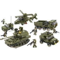 Sluban Bouwstenen Army Serie Landmacht