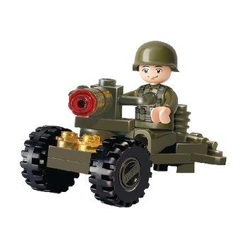 Sluban Bouwstenen Army Serie Soldaat