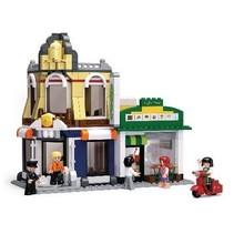 Bricks Town Series © Café & Hotel
