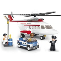 Blocks Aviation Series Helicopter