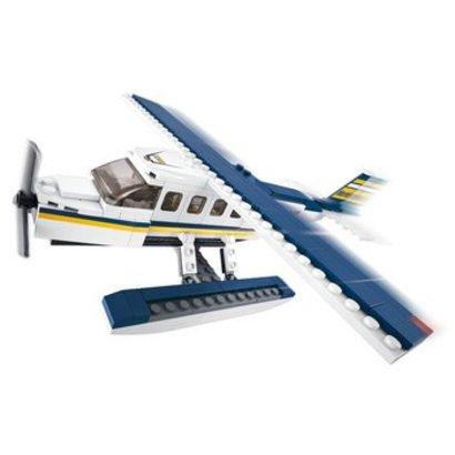 Sluban Bouwstenen Aviation Serie Watervliegtuig