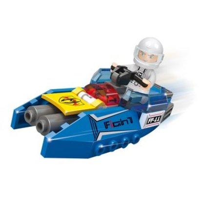 Sluban Bouwstenen Space Serie Space Jet