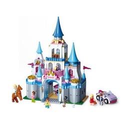 Sluban Bouwstenen Girl's Dream Play Palace