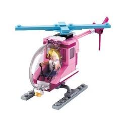 Sluban Bouwstenen Girls Dream Serie Strandhelikopter