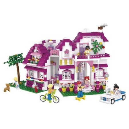 Sluban Bouwstenen Girls Dream Serie Grote Villa