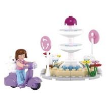Blocks Dream Girls Series Fountain