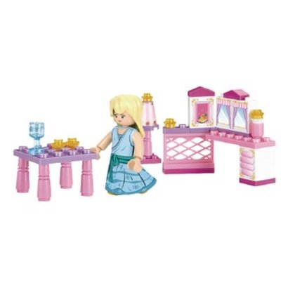 Sluban Bouwstenen Girls Dream Serie Prinses