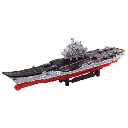 Sluban Bouwstenen Aircraft Carrier Serie Vliegdekschip