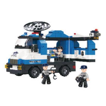 Sluban Bouwstenen Police Serie Mobiele Politiepost