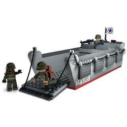Sluban Bausteine WWII Serie Landungsschiff