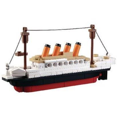 Sluban Bouwstenen Titanic Serie Titanic Klein
