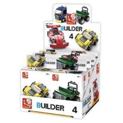 Sluban Bouwstenen Builder Vehicles