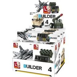 Sluban Bausteine Builder Army