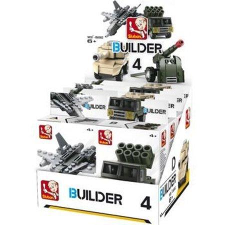 Sluban Bouwstenen Builder Army