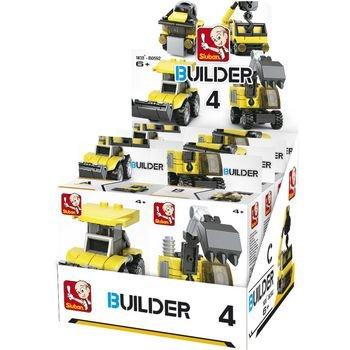 Sluban Bouwstenen Builder Construction